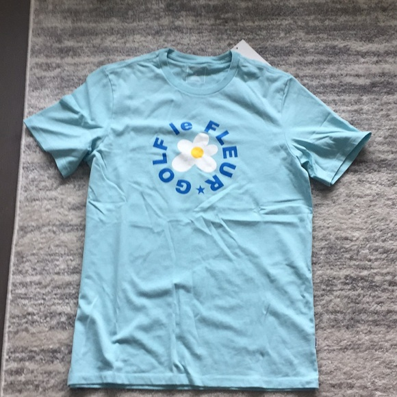 Converse Other - BRAND NEW CONVERSE GOLF LE FLEUR T SHIRT SIZE MED